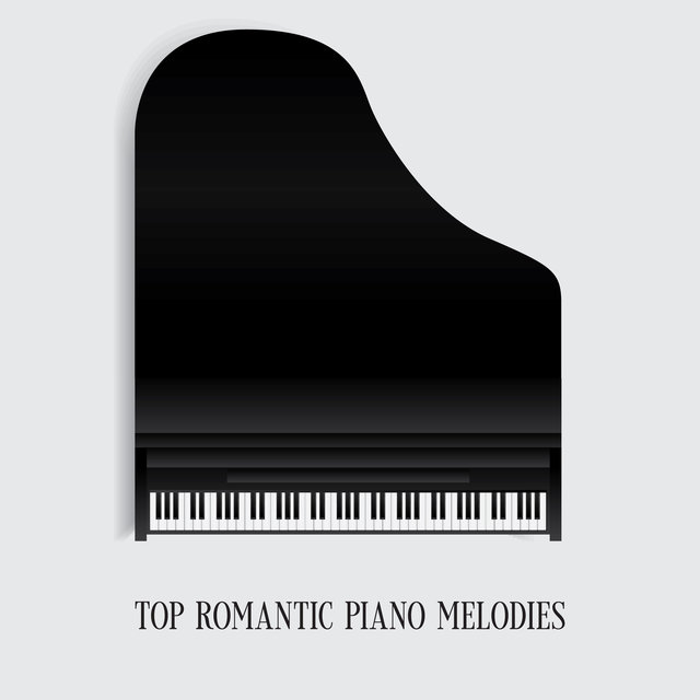 Top Romantic Piano Melodies - Wonderful Jazz Melodies Full of Love