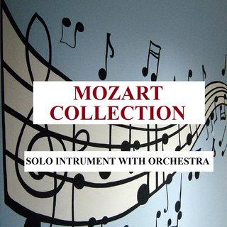 Mozart Collection - Solo intrument with orchestraPiotr Anderszewski,  Anastasiya Ganzenko, Hamburg Rundfunk-Sinfonieorchester