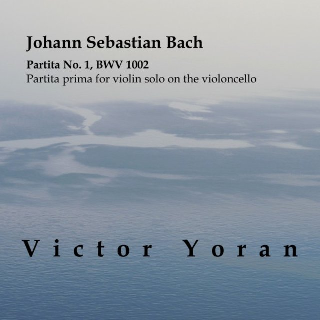 Bach: Partita No.1 for Violin Solo, BWV 1002 on the Violoncello