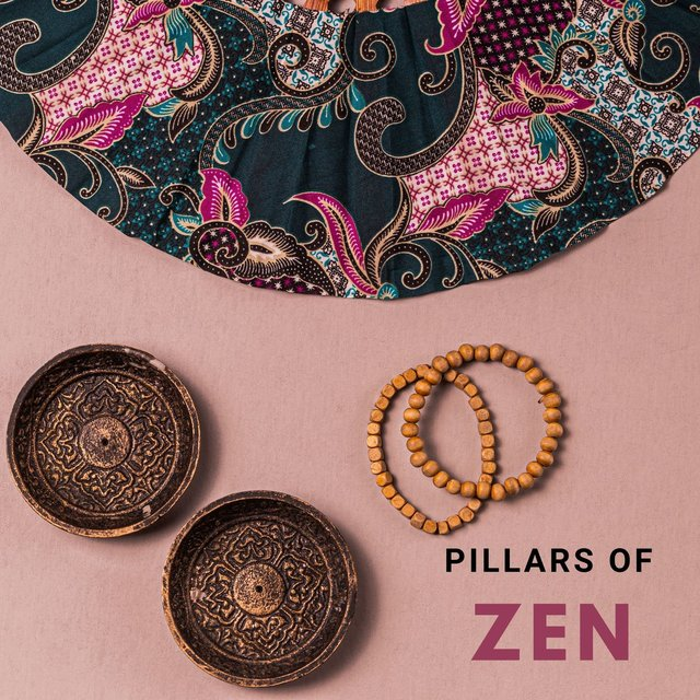 Pillars of Zen: Eternal Bliss Meditation, Asian Teachings, Buddhist Practice and Enlightenment