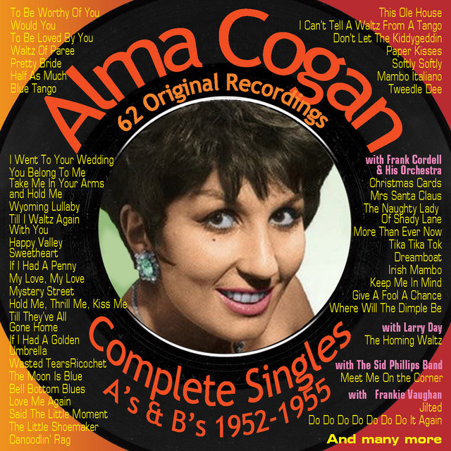 Complete Singles A's & B's 1952-1955