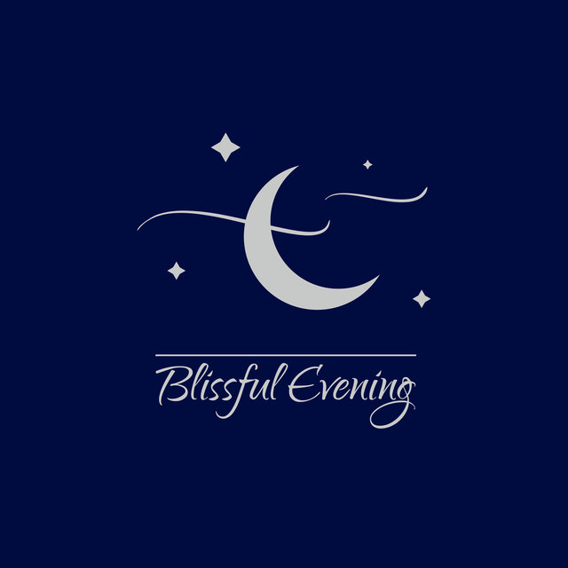 Blissful Evening – Sleep Meditation, Deep Sleep Noise, Soft Instrumental Melodies with Nature Sounds, Total Rest
