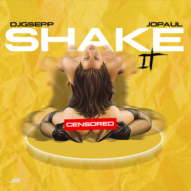 Cover art for album Shake It (feat. GSEPP) by JopauL