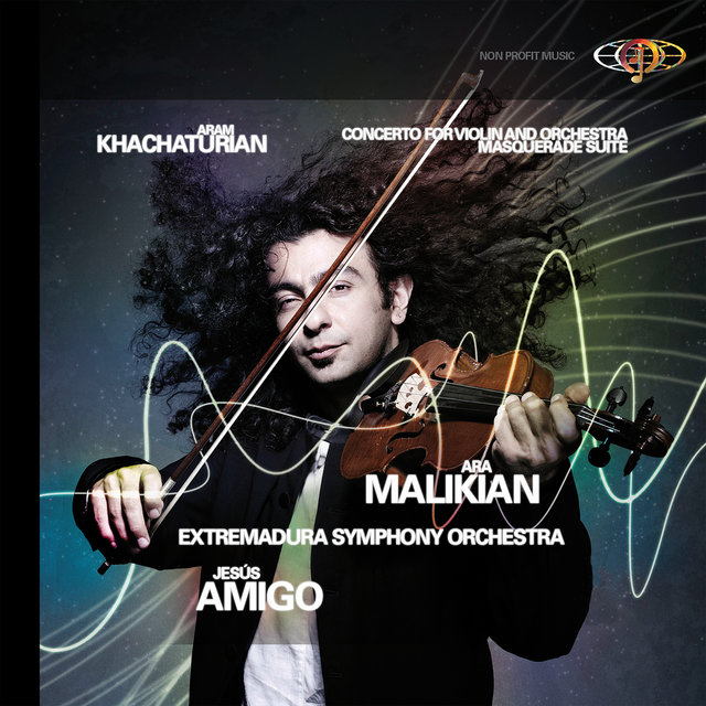 Khachaturian: Violin Concerto in D Minor & Masquerade Suite