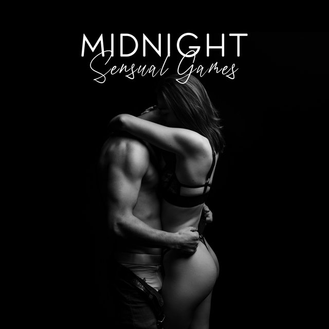 Midnight Sensual Games – BGM Jazz for Romantic Evenings with Beloved