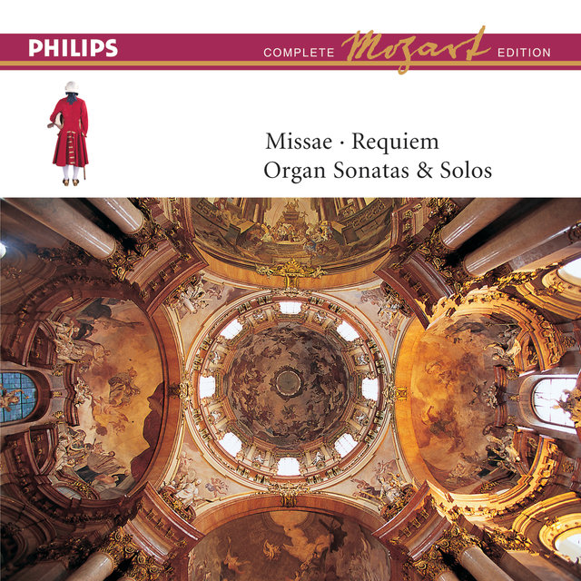 Mozart: Complete Edition Box 10: Missae, Requiem etc