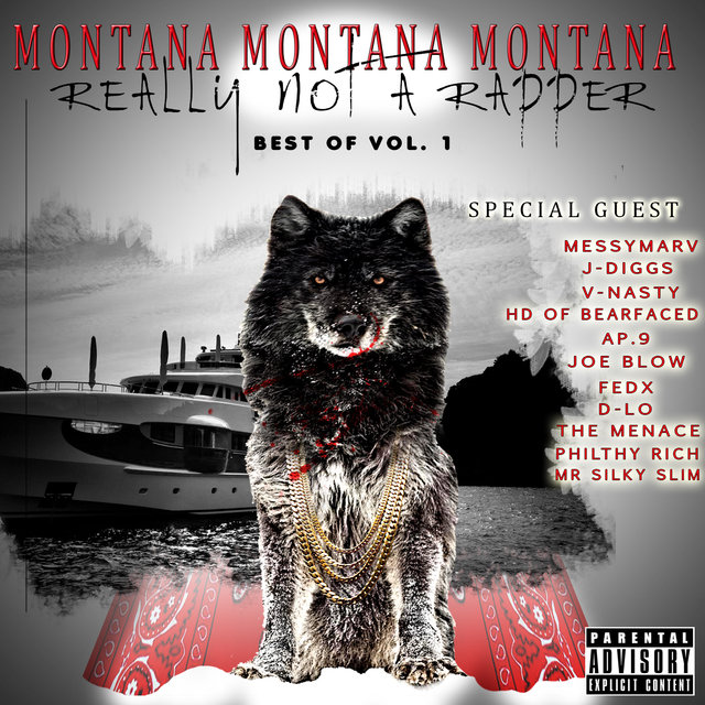 Really Not a Rapper: Best of Vol. 1