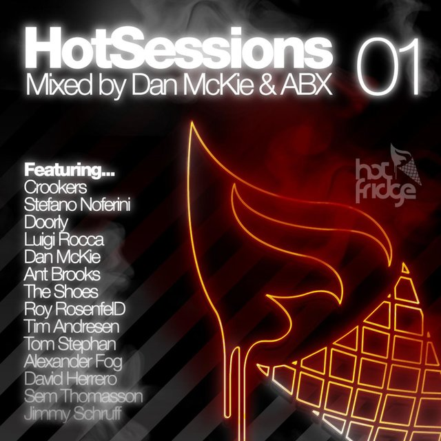 HotSessions 01 - Mixed By Dan McKie And ABX
