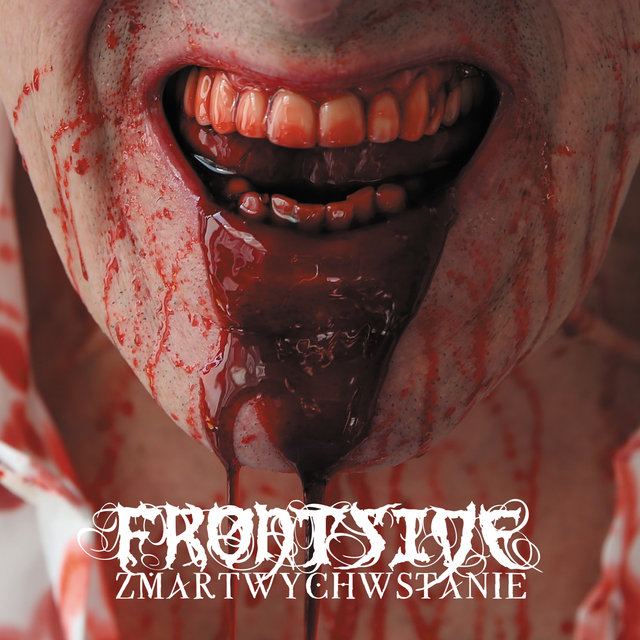 Cover art for album Zmartwychwstanie by FrontSide