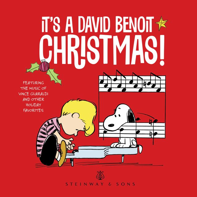 It's a David Benoit Christmas!