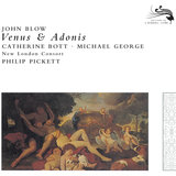 Venus & Adonis - Prologue - Blow: Venus & Adonis - Ed. Bruce Wood for the Early English Opera Society - Overture