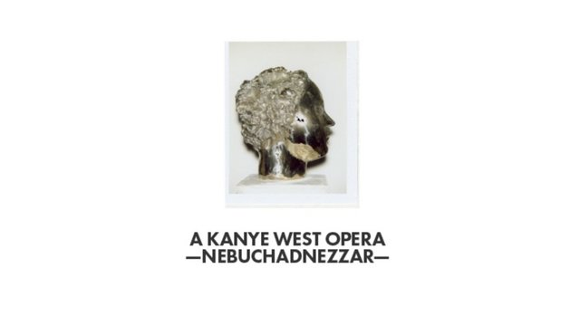 Cover art for album  by Kanye West