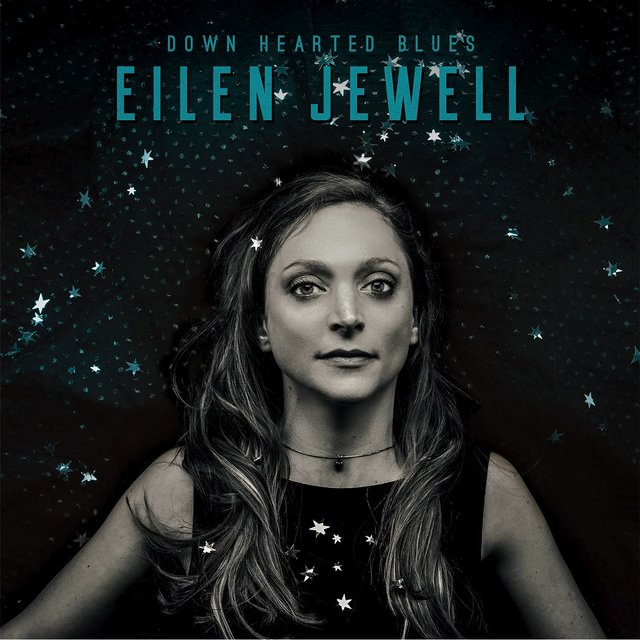 Cover art for album Down Hearted Blues by Eilen Jewell