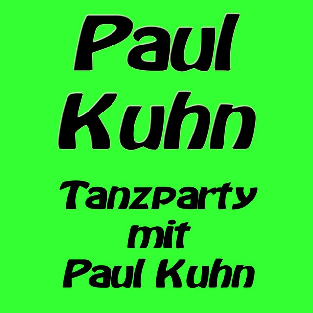 Tanzparty mit Paul Kuhn