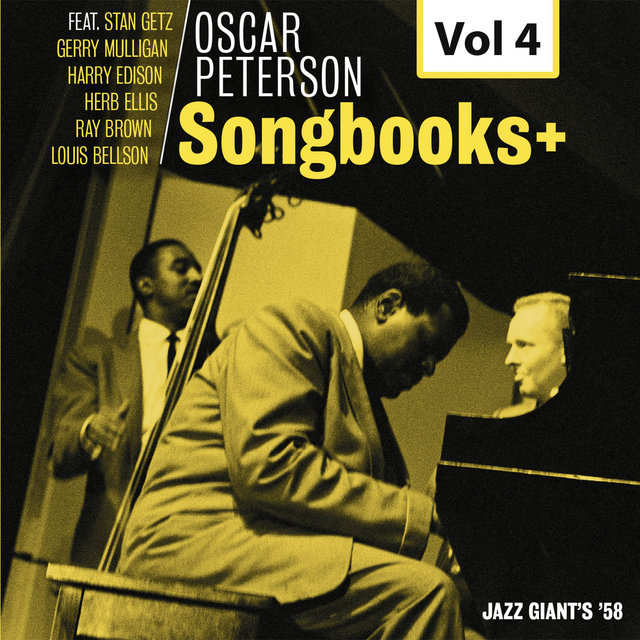 Oscar Peterson Trio-Songbooks+, Vol. 4