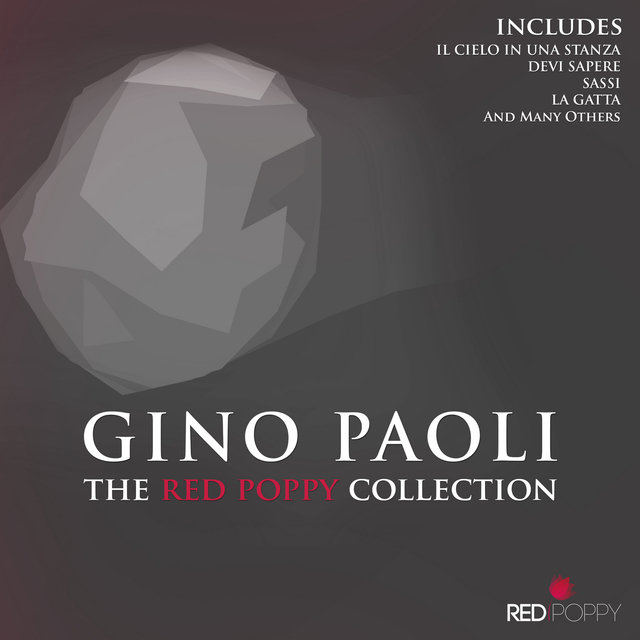 Gino Paoli - The Red Poppy Collection