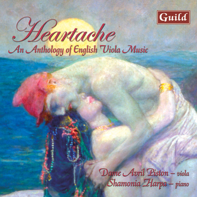 Heartache - An Anthology of English Viola Music