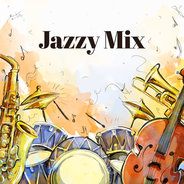 Jazzy Mix - 15 Jazz Pieces in Various Styles