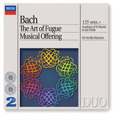 J.S. Bach: The Art of Fugue, BWV 1080 - Edition prepared by Sir Neville Marriner & Andrew Davis - Contrapunctus 2