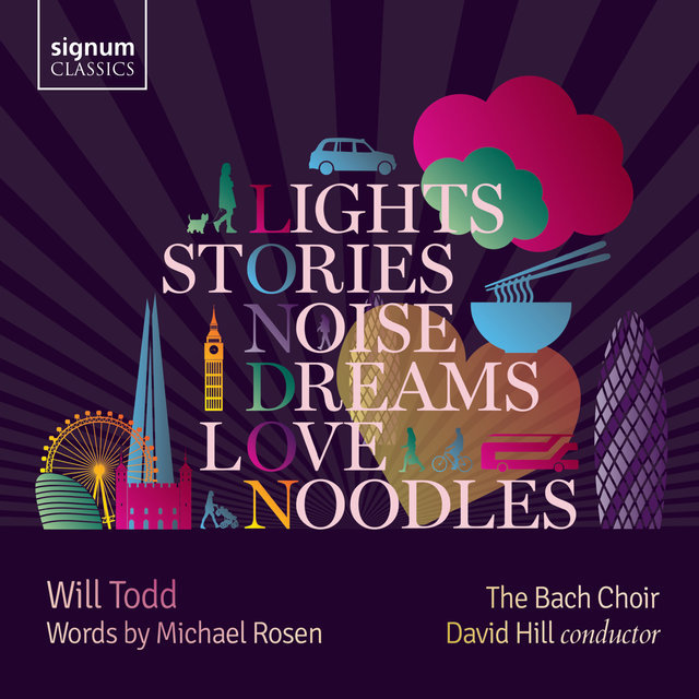 Will Todd: Lights, Stories, Noise, Dreams, Love and Noodles