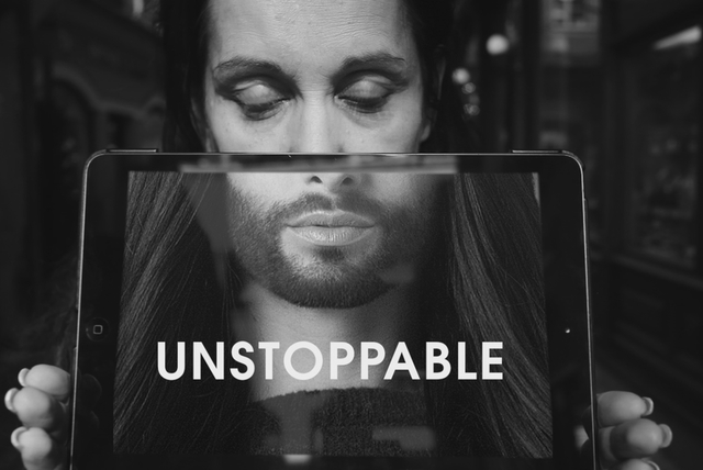 You Are Unstoppable (Official Lyrics Video) (Videoclip)
