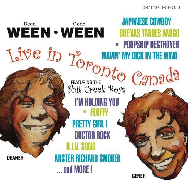 Live in Toronto Canada (feat. Shit Creek Boys)