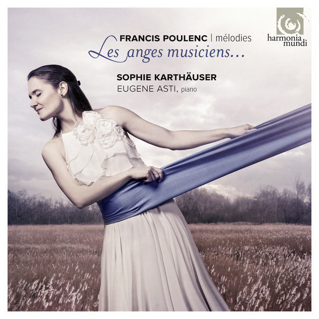 Poulenc: Les anges musiciens - Mélodies