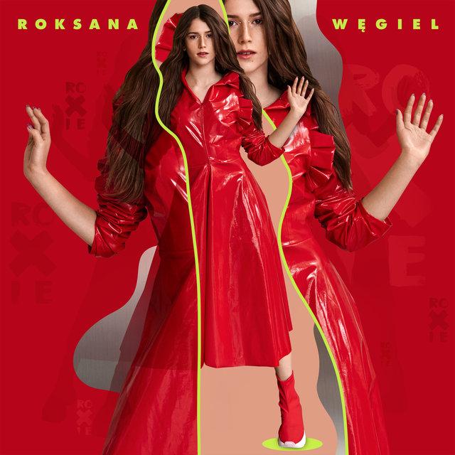 Cover art for album Roksana Węgiel by Roksana Węgiel