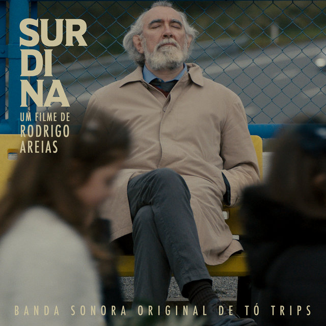 Cover art for album Surdina (Original Motion Picture Soundtrack) by Tó Trips