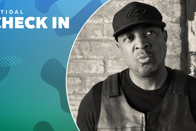 TIDAL Check In: Chuck D