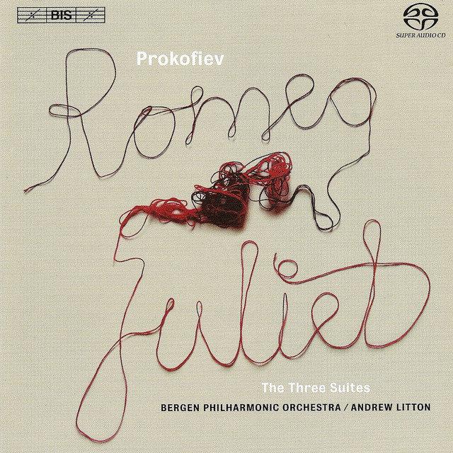 Cover art for album  by Bergen Filharmoniske Orkester