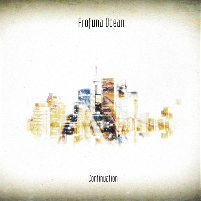Cover art for album Continuation by Profuna Ocean