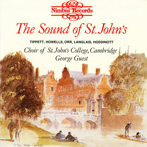 Choir of St. John's College, Cambridge