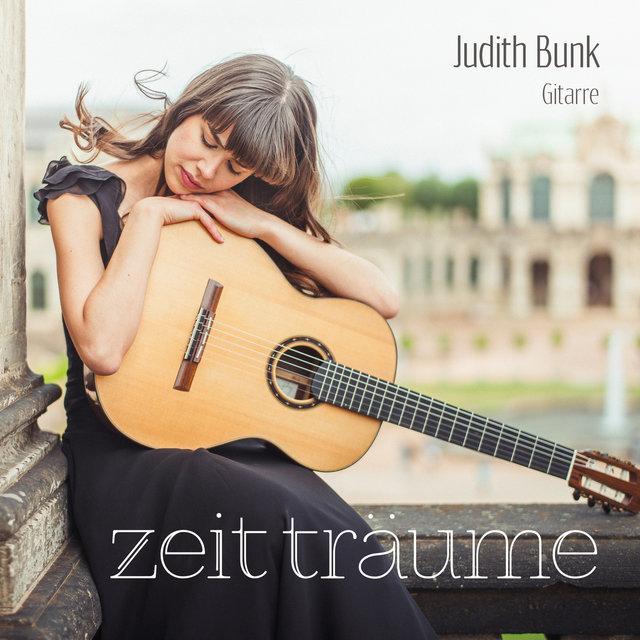 Cover art for album Zeitträume by Judith Bunk