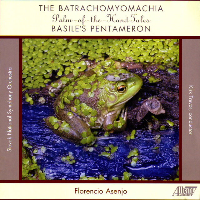 Florencio Asenjo: The Batrachomyomachia