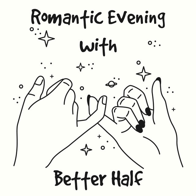 Romantic Evening with Better Half: Romantic Jazz Ballads for Couples in Love