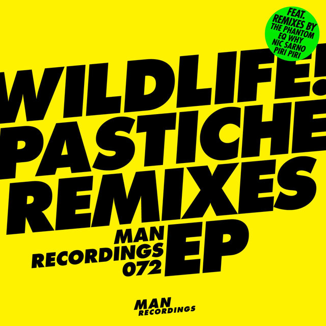 Pastiche (Remixes)