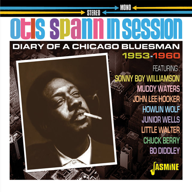 In Session: Diary of a Chicago Bluesman (1953-1960)