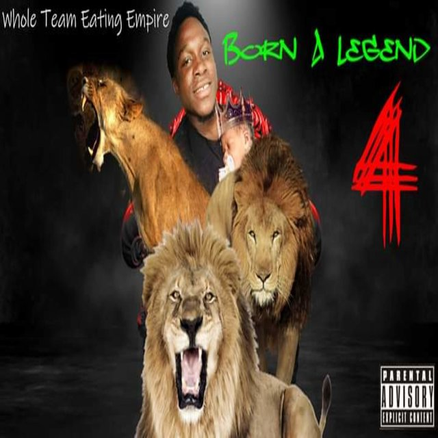 Born A Legend 4