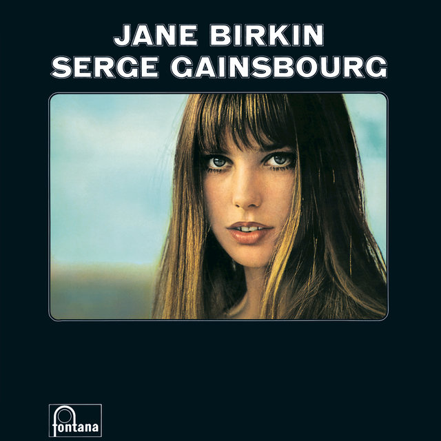 Cover art for album  by Jane Birkin, Serge Gainsbourg