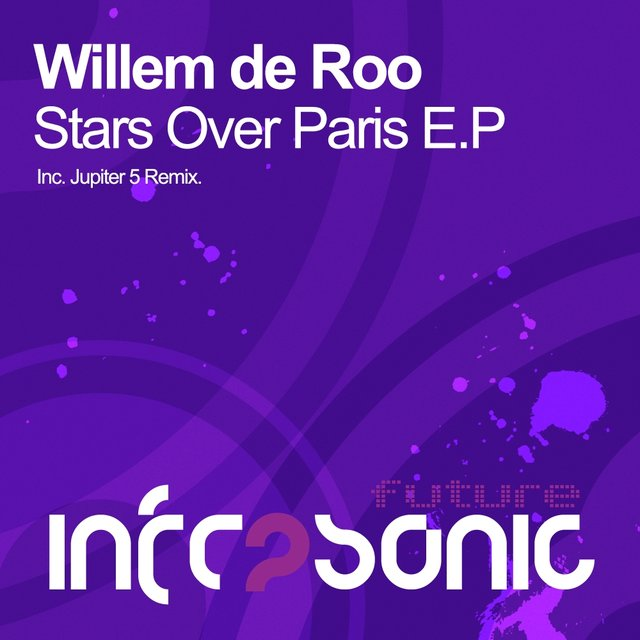 Stars Over Paris E.P