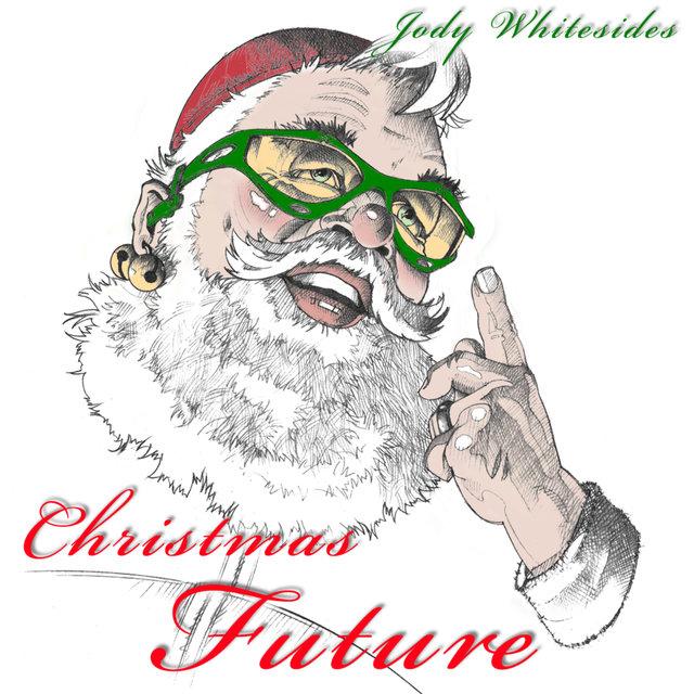 Cover art for album Christmas Future by Jody Whitesides