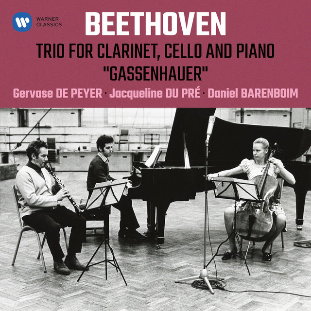 Beethoven: Trio for Clarinet, Cello and Piano, Op. 11