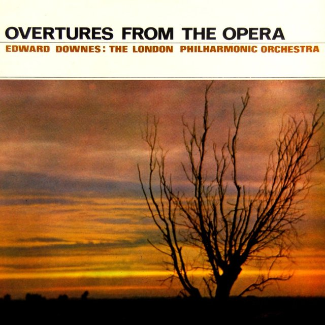 Overtures From The Opera
