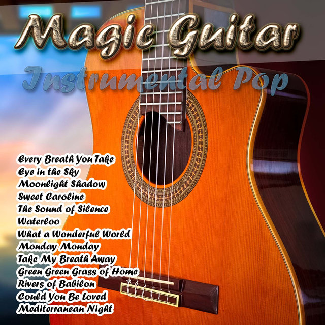 Magic Guitar - Instrumental Pop