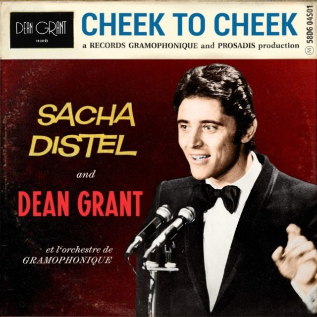 Cover art for album  by Sacha Distel, Dean Grant