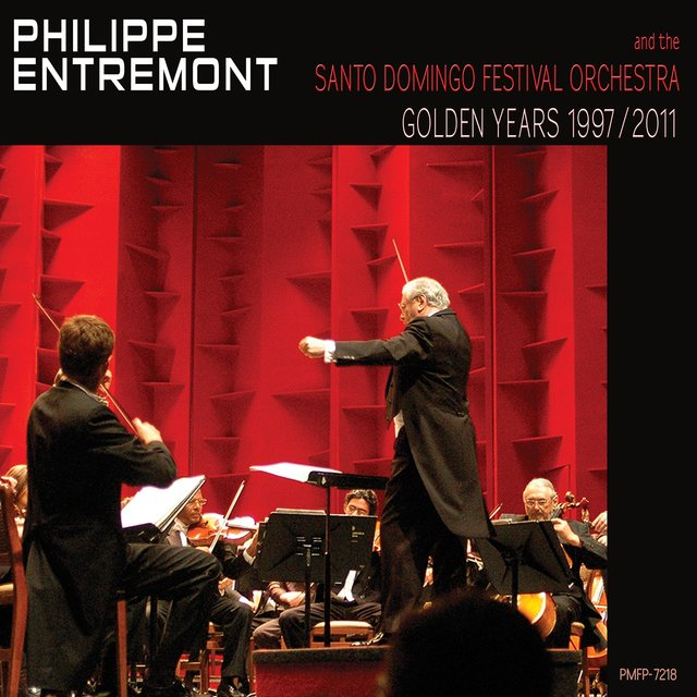 Santo Domingo Festival Orchestra Golden Years Box Set 1997/2011