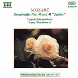 Symphony No. 40 in G Minor, K. 550: I. Molto allegro