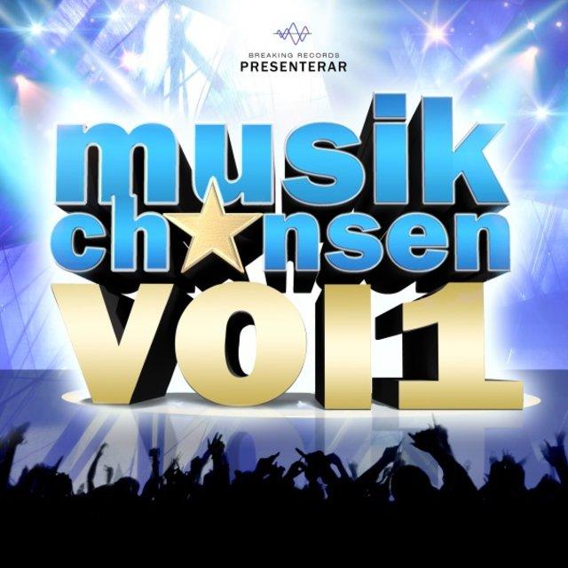 Cover art for album Musikchansen Vol. 1 by Various Artists