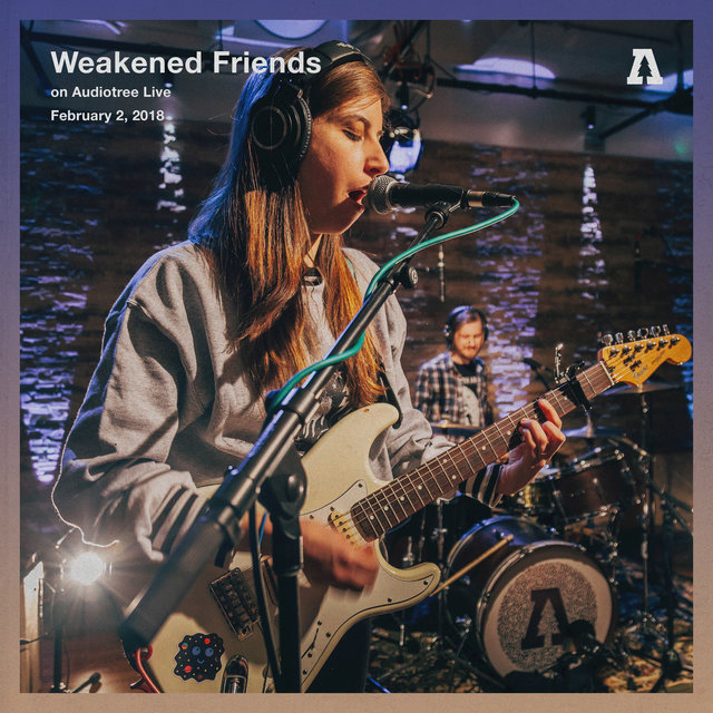 Weakened Friends on Audiotree Live